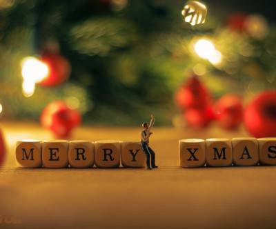 photo-xmas-message-object-bokeh