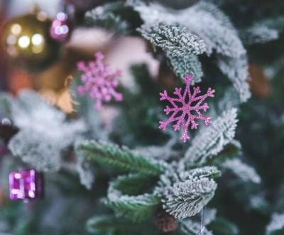 photo-purple-snowflake-christmas-tree-decoration